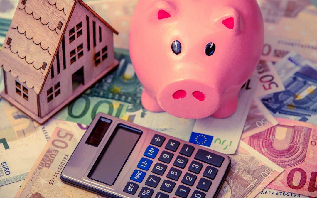 ¿Cómo puedo financiar el pie de un departamento?