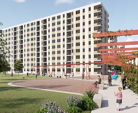 Condominio Parque Trapiche II