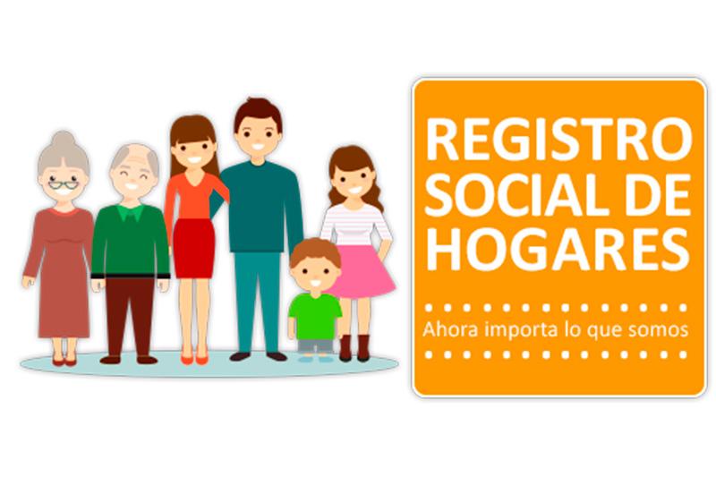 Registro Social de Hogares Municipal y subsidios de vivienda